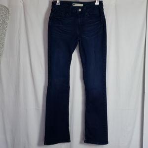 Levi's boot cut Jeans